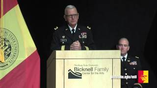 WF15 ROTC Commissioning (full program) - Pittsburg State University