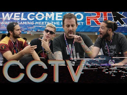 AUSTIN CONVENTION CENTER (feat. Geoff Ramsey) • CCTV #9