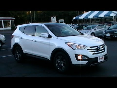 2013 Hyundai Santa Fe Sport 2 4l Review Amazing Glass Roof