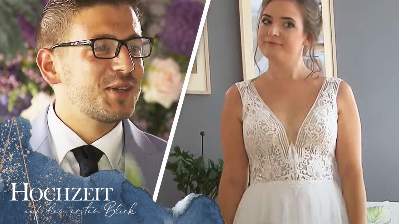 Daniela Rene Geht Der Traum Von Der Ehe In Erfullung Hochzeit Auf Den Ersten Blick Sat 1 Youtube