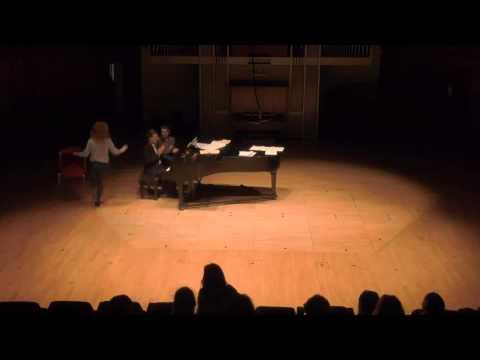 Music Society - Opera Showcase