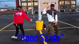 """Hood Santa"" 