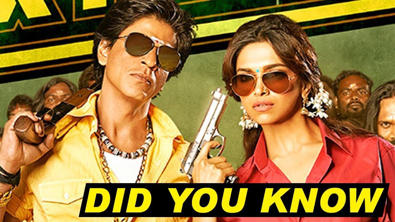 CHENNAI EXPRESS: SRK-Deepika's 800 Steps! - YouTube