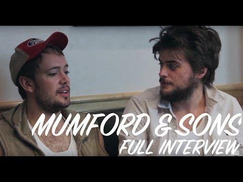 Mumford & Sons Interview