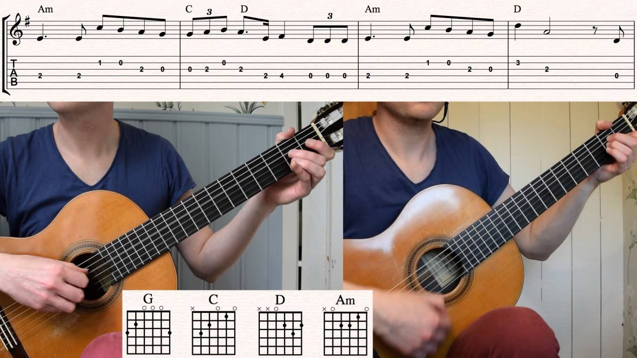 Star Wars Theme Lesson John Williams How To Play With Guitar Tabs