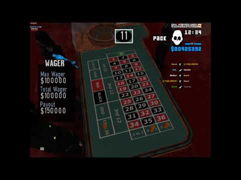 The easiest way to make money in gambling ! | GTA-MULTIPLAYER.CZ