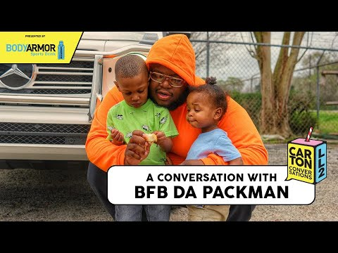 BFB Da Packman is One of the Most Genuine Artists Today: Carton Conversations S1E4