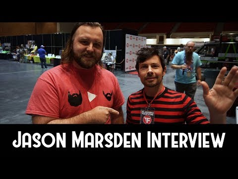 Jason Marsden  aticon 2017