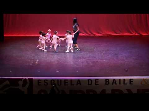 Actuación Música y Movimiento - Academia Sandra D. Vega