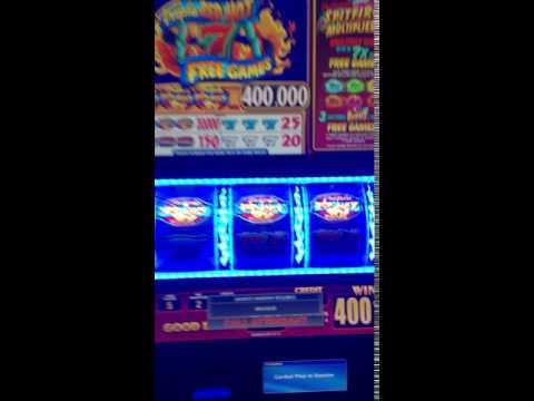 $40,000 win @ Chumash casino