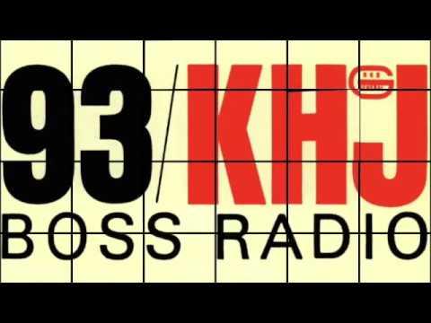 KHJ 93 Los Angeles - Begining of Boss Radio - 1965 2/3