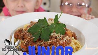 How to make Spaghetti Bolognese | Nicko's Kitchen