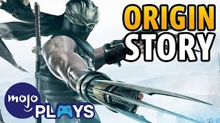 Origin Story: Ryu Hayabusa from Ninja Gaiden Subscribe: http://bit....