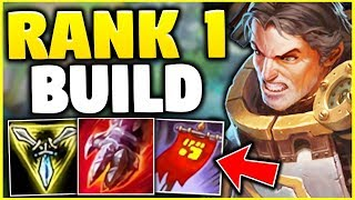 WTF? THIS BUILD HAS 89% WINRATE IN KOREA? ABUSE THIS BEFORE IT GETS NERFED! - League of Legends