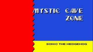 Sonic 2 Music: Mystic Cave Zone (1-player) Resimi