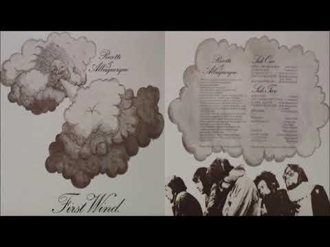 Ricotti & Albuquerque - First Wind [Full Album] (1971)