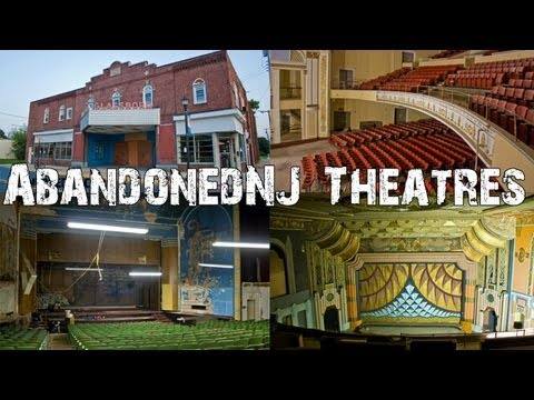 Various Abandoned Theatres