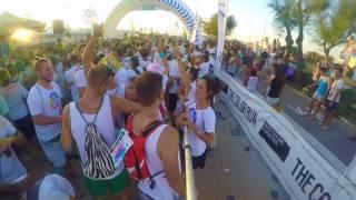 ColorRun Rimini 2016 video on/off(Soramonti alla conquista di Rimini - Grazie ragazzi., 2016-08-09T12:41:53.000Z)