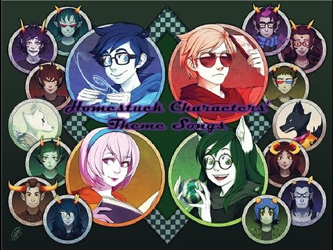 Homestuck Characters Disney Theme Songs Youtube There's still much to be done but i think it's at a good place to release right now. homestuck characters disney theme