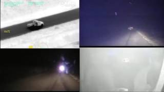 Dashcam video: Michael Dale Vance Jr. Pursuit