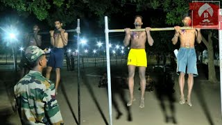 Indian army selection