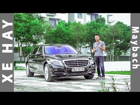 Đánh giá xe Maybach S400 giá 6,9 tỷ - sedan sang trọng tại Việt Nam