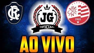 🔴 Remo x Náutico BRASILEIRÃO 2018 AO VIVO [CanalJGEsportes]