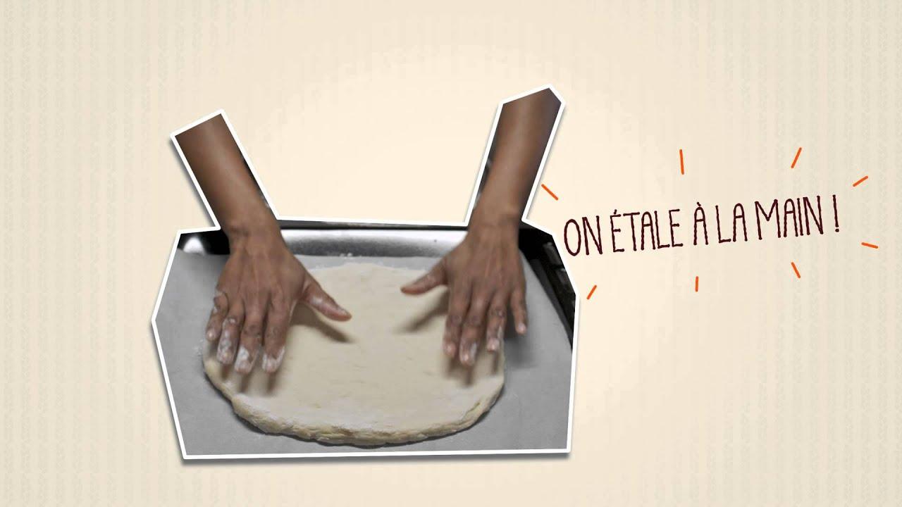 la recette de la p 226 te 224 pizza 224 l italienne par mon fournil
