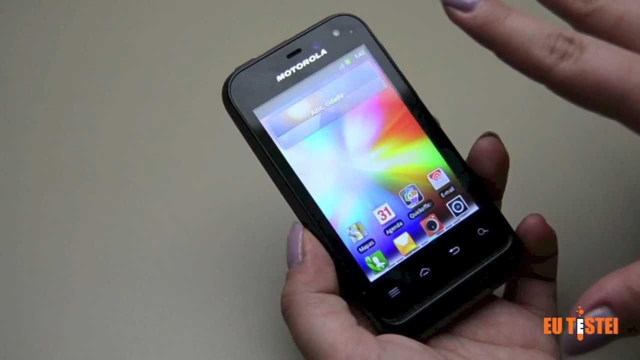 smartphone motorola defy mini xt320 resenha brasil youtube rh youtube com Motorola Defy Phone Celulares Motorola