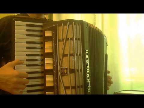 Михаил Круг - Кольщик на аккордеоне.