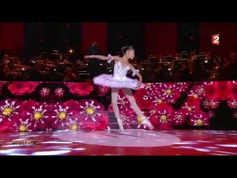"""Jasmine danse sur l'""""Ouverture des noces de Figaro"""" de Mozart"""