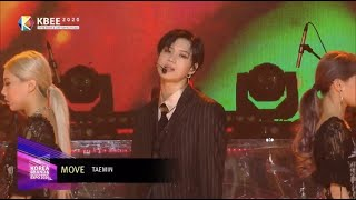 Taemin (태민) - MOVE, WANT, Criminal | [KBEE 2020 ASEAN] K- POP & K- DRAMA OST CONCERT