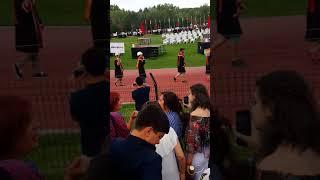 2018 ODTÜ mezuniyet töreni
