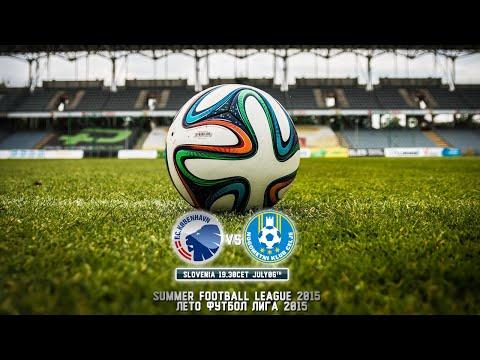 Træningskamp: NK Celje - F.C. København
