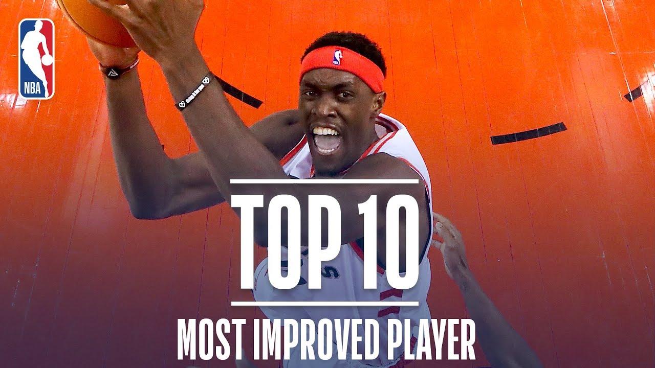 Download Pascal Siakam's Top 10 Plays of the 2018-19 Regular Season