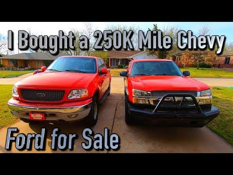 I Bought A 250k Mile 04 Chevy 2500hd For 4k Why