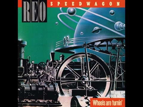 One Lonely Night REO Speedwagon 1984 LP