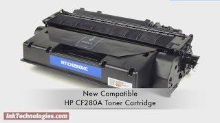 New Compatible HP CF280A Toner Cartridge Instructional Video