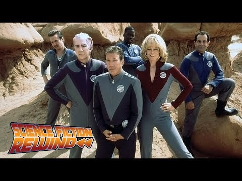 Science Fiction Rewind | Galaxy Quest Review