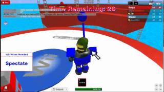 Wii sports resort pwning on roblox