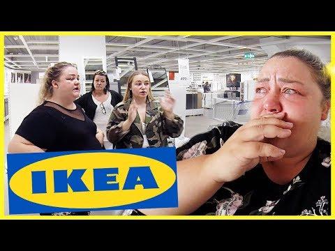 IKEA VLOGG & EN KÄFTSMÄLL AV KÄNSLOR