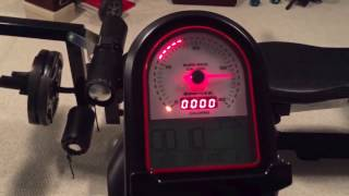 Bowflex Max Trainer M3 User Review
