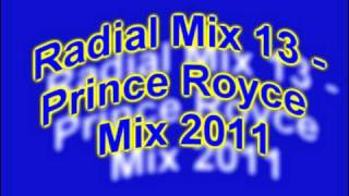 Radial Mix 13 - Prince Royce  Mix 2011.mpg