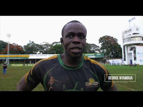 George Nyambua - 2018 Kenya Cup Semi-Finals vs. Homeboyz