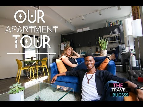 Our Apartment Tour