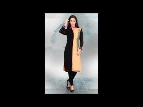 Top 10 Beautiful Designer Kurta / Kurti Designs l India Fashion