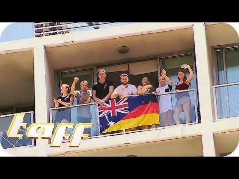 Skurriler Wohnungscheck in Sydney | taff | ProSieben