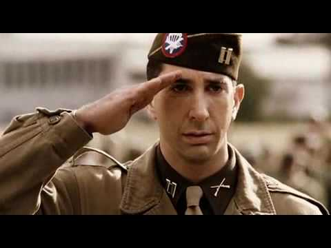 Band of Brothers - We salute the rank not the man