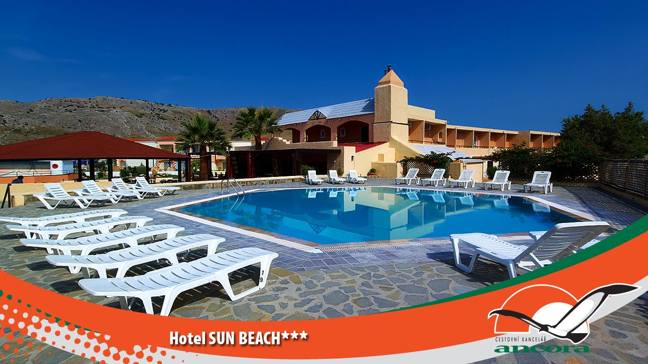 Hotel Sun Beach Lardos Rhodos Greece