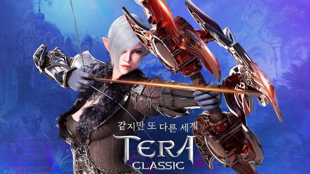 TERA Classic - Game MMORPG trên mobile đã ra mắt chính thức tại ...
